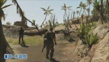 Metal Gear Solid 5 The Phantom Pain - Fox Engine Teknoloji Demosu (Tgs 2014)