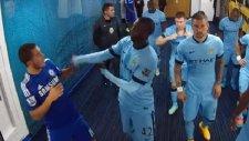 Yaya Toure, Hazard'ı Dövdü!