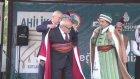 """""""Yılın Ahi Babası""""na kaftan giydirildi - İSTANBUL"""