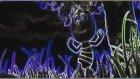Arı Maya Çizgi Film - Işıklı Çizgiler