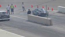 Kazada Chevrolet'den Sarkan Şoför