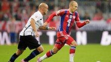 Bayern Münih 4-0 Pderborn - Maç Özeti (23.9.2014)