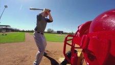 Beyzbol Oyuncusu CJ Wilson Go Pro Kullanırsa
