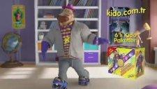 Dansını göster Kido'nun Yıldızı Sen Ol!