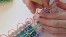 Durbuldum Rengarenk Bileklik Yapma Seti Rainbow Bands