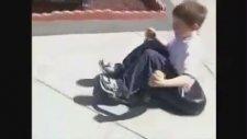 Durbuldum Swing Racer Pedalsız Motorsuz Çocuk Bisikleti