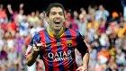 Suarez, Barcelona Formasıyla Golünü Attı