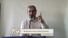 116) Müslümanlar Neden Camiden Uzak Kaldı? - Nureddin Yıldız - Sosyal Doku Vakfı