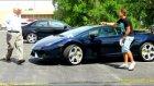 Lamborghini'zinin Üstüne Biri Dışkısını Bırakırsa