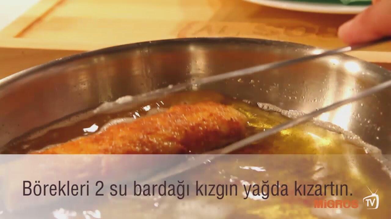 Paçanga Böreği Nasıl Yapılır Videosu