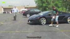 Lamborghini Sahibine Yapılan Şaka