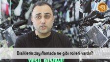 Bisikletin Zayıflamada Ne Gibi Rolleri Vardır?