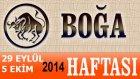 Boğa Burcu Haftalık Astroloji Yorumu 29 Eylül5 Ekim 2014 Astrolog Demet Baltacı