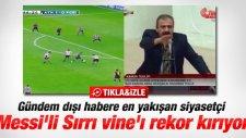 Sırrı Süreyya Önder'in Messi'li Vine'ı