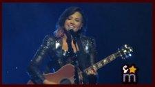 Demi Lovato - Don't Forget & Catch Me (Canlı Performans)