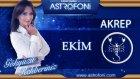 Akrep Burcu Aylık Astroloji Yorumu Ekim 2014 Astrolog Demet Baltacı