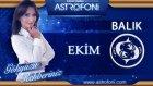 Balık Burcu Aylık Astroloji Yorumu Ekim 2014 Astrolog Demet Baltacı