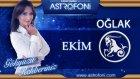 Oğlak Burcu Aylık Astroloji Yorumu Ekim 2014 Astrolog Demet Baltacı