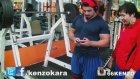 Squat (Çömelme) Hareketi - 200 Kg / 2 Reps (Tekrar) - Bacak Kası Geliştirme Programı - Kenzo Karagöz