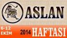 Aslan Burcu Haftalık Astroloji Yorumu 6-12 Ekim 2014 Astrolog Demet Baltacı