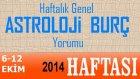 Genel Haftalık Astroloji Yorumu 6-12 Ekim 2014 Astrolog Demet Baltacı