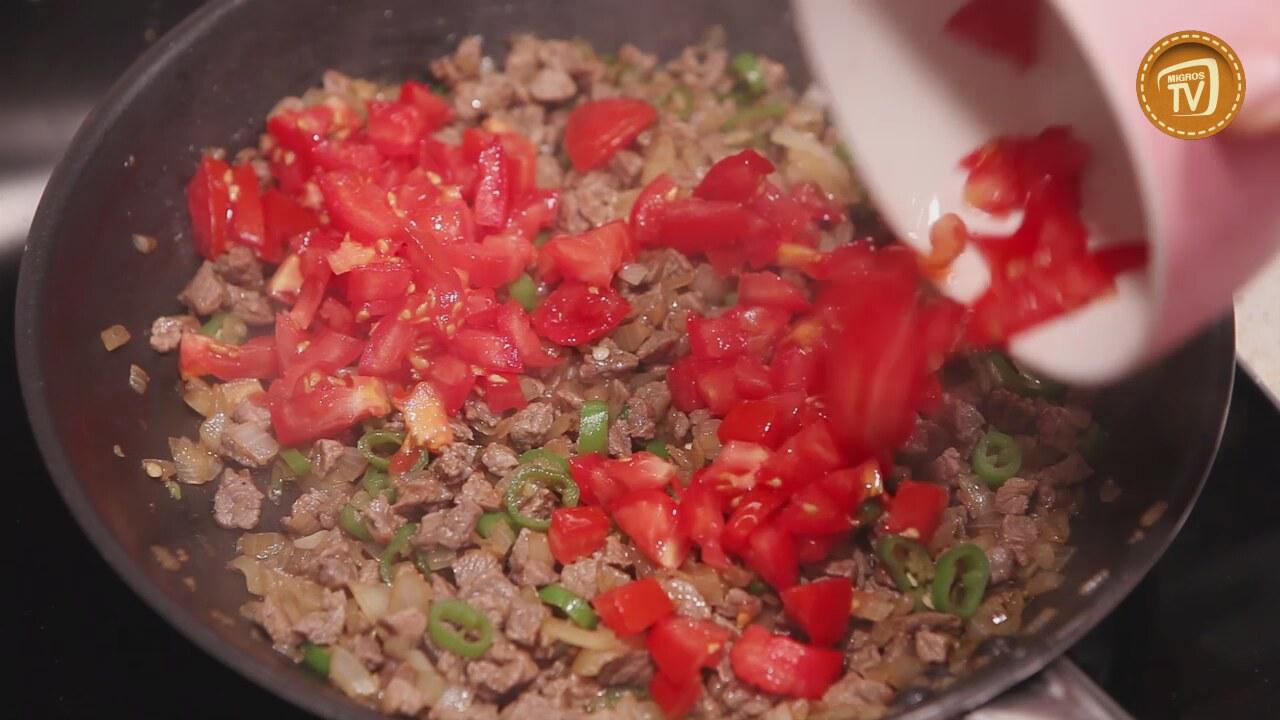 Kızartmaya Gerek Kalmadan Karnıyarık Double Grill Tavada Videosu