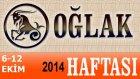 Oğlak Burcu Haftalık Astroloji Yorumu 6-12 Ekim 2014 Astrolog Demet Baltacı