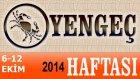 YENGEÇ Burcu HAFTALIK Astroloji Yorumu 6-12 EKİM 2014 Astrolog DEMET BALTACI