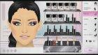 Katy Perry - Dark Horse Inspired Makeup Tutorial (stardoll)