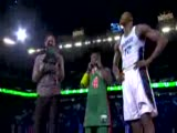 slam dunk contest 2009 robinson