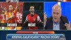 Ahmet Çakar: Galatasaray Arsenal'e Yenilmeyecek.