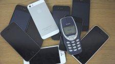 Nokia 3310 Bükme Testi