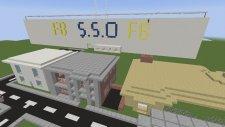 Minecraft Modern Şehir