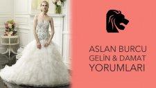 Nuray Sayarı'dan Aslan Burcu Gelin & Damat Yorumları | Düğün.com