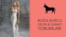 Nuray Sayarı'dan Boğa Burcu Gelin & Damat Yorumları | Düğün.com