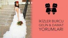 Nuray Sayarı'dan İkizler Burcu Gelin & Damat Yorumları | Düğün.com