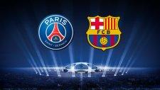 Paris Saint Germain 3-2 Barcelona (Maç Özeti)