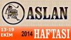 Aslan Burcu Haftalık Astroloji Yorumu 13-19 Ekim 2014 Astrolog Demet Baltacı