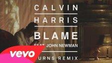 Calvin Harris Feat. John Newman - Blame (Burns Remix) Audio