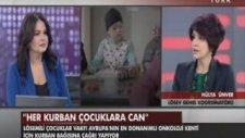 Duygu Canbaş'ın Konuğu Lösev Genel Koordinatörü Hülya Ünver