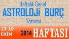 GENEL HAFTALIK Astroloji Yorumu 13-19 EKİM 2014 Astrolog DEMET BALTACI