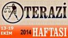 Terazi Burcu Haftalık Astroloji Yorumu 13-19 Ekim 2014 Astrolog Demet Baltacı