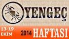 Yengeç Burcu Haftalık Astroloji Yorumu 13-19 Ekim 2014 Astrolog Demet Baltacı