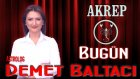 Akrep Burcu Günlük Astroloji Yorumu2 Ekim 2014 Astrolog Demet Baltacı