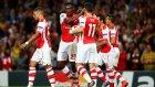 Arsenal 4-1 Galatasaray - Maç Özeti (1.10.2014)