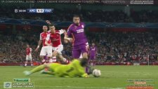 Arsenal 4-1 Galatasaray (Maç Özeti)