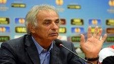 Halilhodzic, Legia Öncesi Konuştu