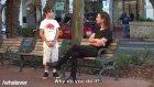 Herkesden Sigara İsteyen 9 Yaşındaki Çocuk - Sosyal Deney