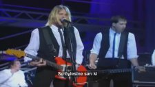 Nirvana - Drain You (Türkçe Altyazı)