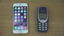 iPhone 6 mı Hızlı Nokia 3310 mu?
